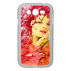 Tears Of Blood Samsung Galaxy Grand DUOS I9082 Case (White)