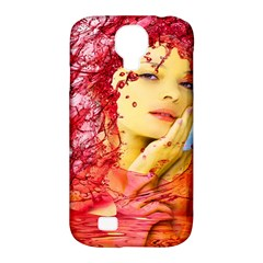 Tears Of Blood Samsung Galaxy S4 Classic Hardshell Case (pc+silicone)