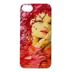 Tears Of Blood Apple iPhone 5S Hardshell Case