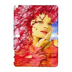 Tears Of Blood Samsung Galaxy Note 10.1 (P600) Hardshell Case
