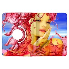 Tears Of Blood Kindle Fire HDX 7  Flip 360 Case