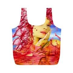 Tears Of Blood Reusable Bag (M)