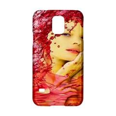 Tears Of Blood Samsung Galaxy S5 Hardshell Case