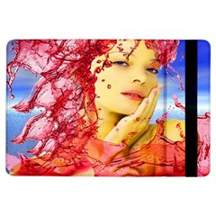 Tears Of Blood Apple Ipad Air Flip Case
