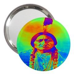 Sitting Bull 3  Handbag Mirror