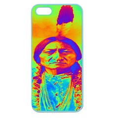 Sitting Bull Apple Seamless Iphone 5 Case (color)