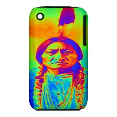 Sitting Bull Apple iPhone 3G/3GS Hardshell Case (PC+Silicone)