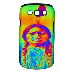 Sitting Bull Samsung Galaxy S III Classic Hardshell Case (PC+Silicone)
