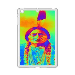 Sitting Bull Apple iPad Mini 2 Case (White)