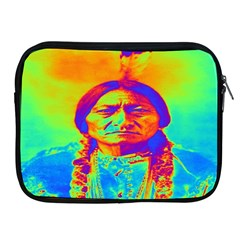 Sitting Bull Apple Ipad Zippered Sleeve