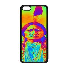 Sitting Bull Apple iPhone 5C Seamless Case (Black)