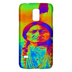 Sitting Bull Samsung Galaxy S5 Mini Hardshell Case