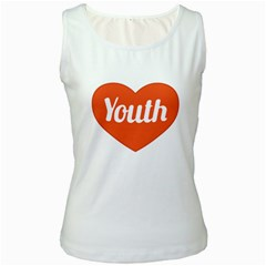 Youth Concept Design 01 Women s Tank Top (white)
