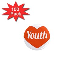 Youth Concept Design 01 1  Mini Button Magnet (100 Pack)