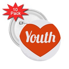 Youth Concept Design 01 2.25  Button (10 pack)