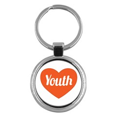 Youth Concept Design 01 Key Chain (round)