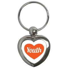 Youth Concept Design 01 Key Chain (heart)