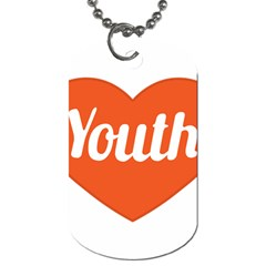 Youth Concept Design 01 Dog Tag (two Sided)