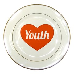 Youth Concept Design 01 Porcelain Display Plate