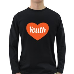Youth Concept Design 01 Men s Long Sleeve T-shirt (Dark Colored)