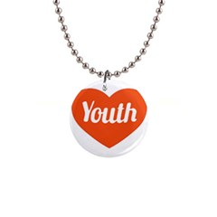 Youth Concept Design 01 Button Necklace