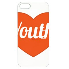 Youth Concept Design 01 Apple Iphone 5 Hardshell Case With Stand