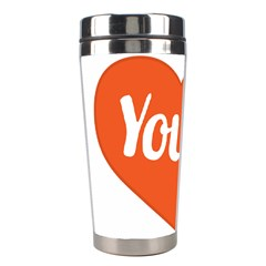 Youth Concept Design 01 Stainless Steel Travel Tumbler