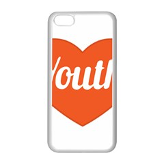 Youth Concept Design 01 Apple iPhone 5C Seamless Case (White)