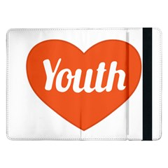 Youth Concept Design 01 Samsung Galaxy Tab Pro 12 2  Flip Case