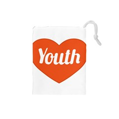 Youth Concept Design 01 Drawstring Pouch (Small)