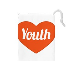 Youth Concept Design 01 Drawstring Pouch (medium)