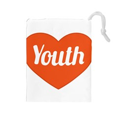 Youth Concept Design 01 Drawstring Pouch (large)
