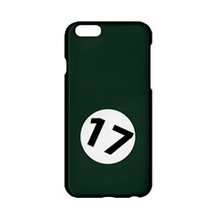 British Racing Green Apple Iphone 6 Hardshell Case