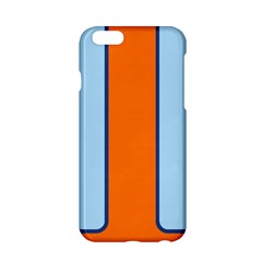 Gulf No Logo Apple iPhone 6 Hardshell Case