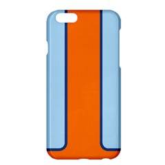 Gulf No Logo Apple iPhone 6 Plus Hardshell Case