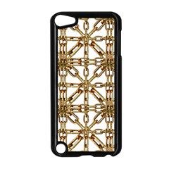 Chain Pattern Collage Apple iPod Touch 5 Case (Black)