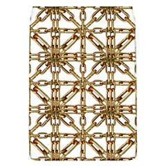 Chain Pattern Collage Removable Flap Cover (large)