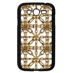 Chain Pattern Collage Samsung Galaxy Grand DUOS I9082 Case (Black)