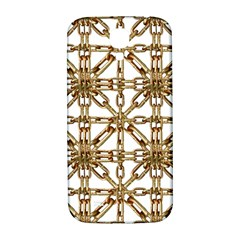 Chain Pattern Collage Samsung Galaxy S4 I9500/i9505  Hardshell Back Case