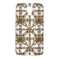 Chain Pattern Collage Samsung Galaxy S4 Active (i9295) Hardshell Case