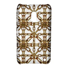 Chain Pattern Collage Nokia Lumia 620 Hardshell Case