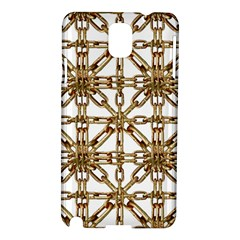 Chain Pattern Collage Samsung Galaxy Note 3 N9005 Hardshell Case