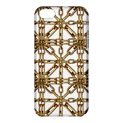 Chain Pattern Collage Apple iPhone 5C Hardshell Case
