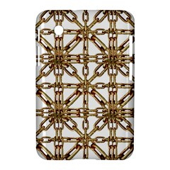 Chain Pattern Collage Samsung Galaxy Tab 2 (7 ) P3100 Hardshell Case