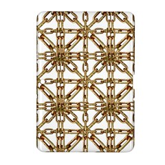 Chain Pattern Collage Samsung Galaxy Tab 2 (10.1 ) P5100 Hardshell Case
