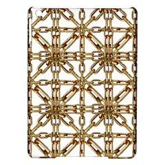 Chain Pattern Collage Apple iPad Air Hardshell Case