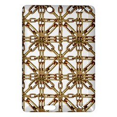 Chain Pattern Collage Kindle Fire HD (2013) Hardshell Case