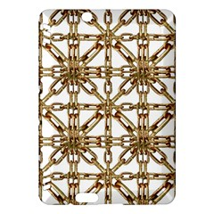 Chain Pattern Collage Kindle Fire HDX Hardshell Case