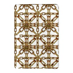 Chain Pattern Collage Samsung Galaxy Tab Pro 12.2 Hardshell Case