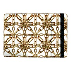 Chain Pattern Collage Samsung Galaxy Tab Pro 10.1  Flip Case